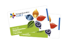 STAMPA CARDS E BUSINESS CARDS SU CARTA PLASTIFICATA